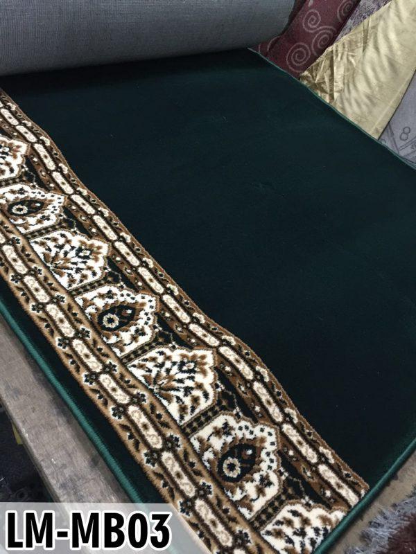 Harga karpet mushola cilegon grade B - Al magbul (5)