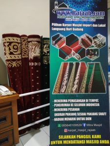 Jasa Pasang Karpet Masjid Cilegon (13)