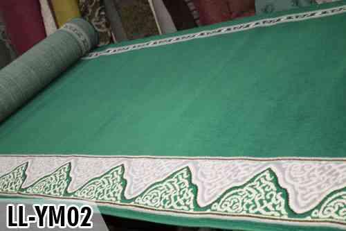 jual karpet masjid serang - grade c - yasmin (1)- jasa website cilegon